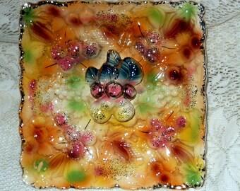 Retro Candy Dish Funky Retro Colors