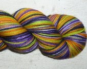 Brilliant Mistake... Canon Hand Dyes Charles Self Striping Sock Yarn