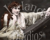 Miss Laurie-Edwardian/Victorian Woman-Digital Image Download