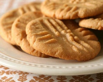 6 Peanut Butter Cookie Scented Candle Tarts Wax Melts 6 oz