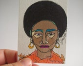 Geery - original ACEO drawing - March 26th 2014