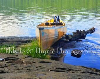 Canoe Trip 5x7 Photographic Art Print