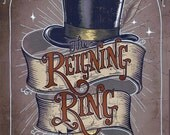 The Reigning Ring comic