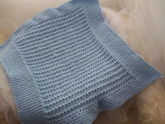 Baby Knitting Pattern Chunky Baby Pram Blanket, Hat ...