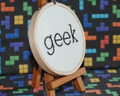 Geek -  Button For Your House