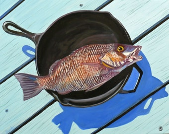 Fish fry for Carolina fish fry