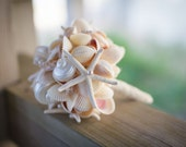 Sea Shell Bridal / Bridesmaid Bouquet