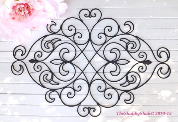 Customer Appreciation Wrought Iron Wall Decor / By