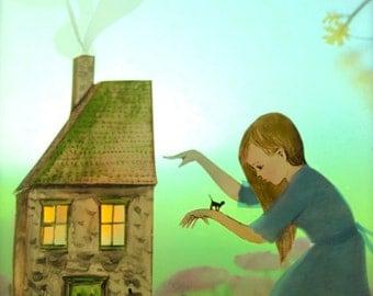 Miriam's Dollhouse