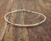 Pearl Bracelet Pearl Bracelets June Birthstone Bracelet Womens Gift for Women Bracelets Pearl Jewelry Pearl Beaded Bracelet Gift for Her
