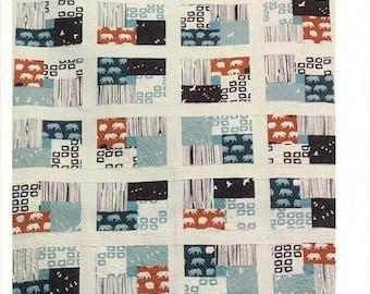 Northern Exposure Quilt Pattern by Lunden Designs