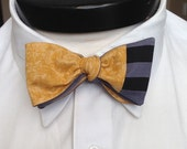 The Luxo - Our Pixar Inspired bowtie in Wall-E colors