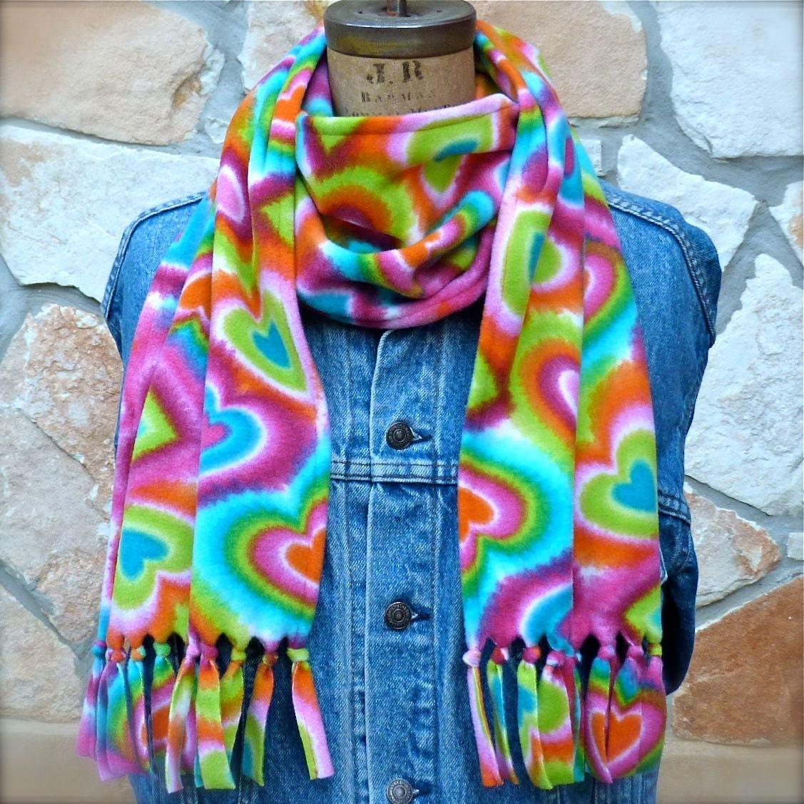 fleece scarf fleece scarf winter