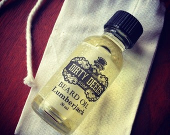 Dirty Deeds Beard Oil