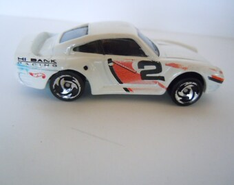 Vintage Hot Wheels Hi Bank Racing