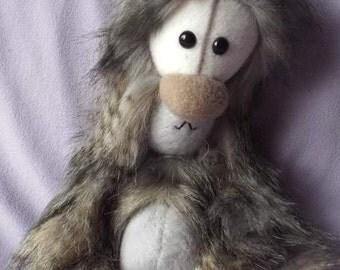 Meet Doofus A Handmade One Of A Kind Artist Bear From Billington Bears
