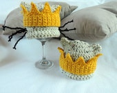 Newborn Infant Max Beanie Hat - Made to Order Baby Accessories by Julian Bean