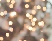 Christmas Print, Christmas Photography, Christmas Decor, Holiday Print, Pastel, Pink, Christmas Photo, Christmas Tree Print, Christmas Art