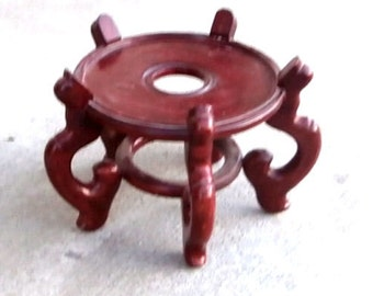 Rosewood  Stand   14""