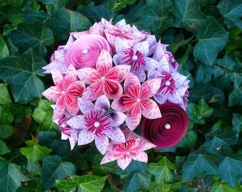 Cherry / Origami Flowers