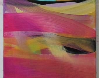 "Acrylic Painting on Canvas 8"" X 10"""