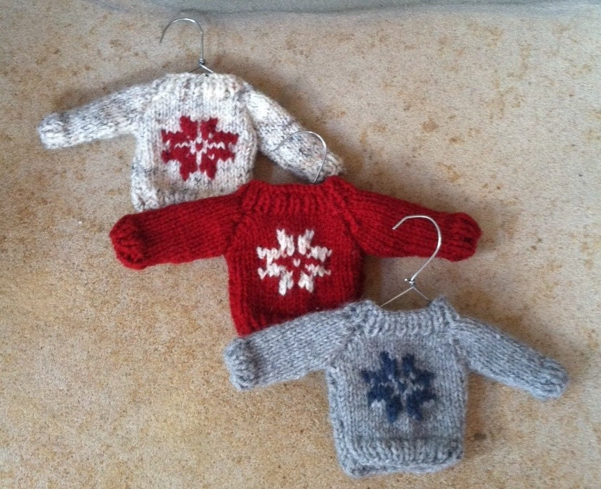 Knitted Snowflake Ornament Pattern Image collections - knitting ...