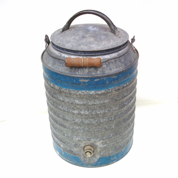 "This is an Antique Item. Welcome to Historic Houseparts®, where you can find all the parts to make your house a home. Home; Vintage water filter/cooler. Porcelain lining. Fair condition. /4"" tall x 12"" diameter. $ Metal Polishing Natural Kitchen & Home Care."