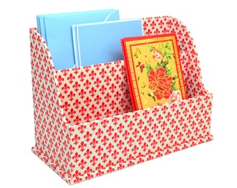 Petite French Curve Letter Sorter