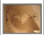 Vintage Norton Eyeglasses.