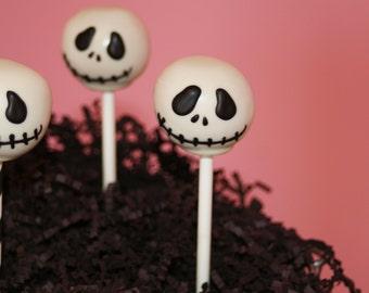 Mom's Killer Cakes & Cookies Skeleton Cake Pops