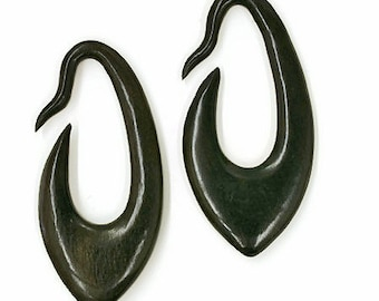 "Hanging Gauged Earrings - 6g, 0g, 00g, 7/16"", 1/2"""
