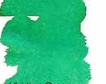 Peerless Transparent Watercolor Sheet - Viridian Green
