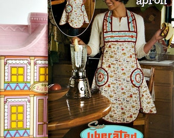 Apron Pattern for Mother and Daughter