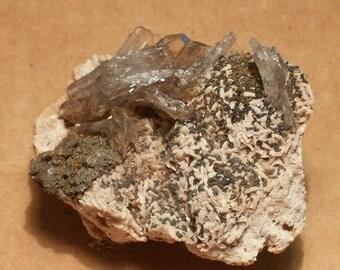 Beautiful Barite mineral specimen
