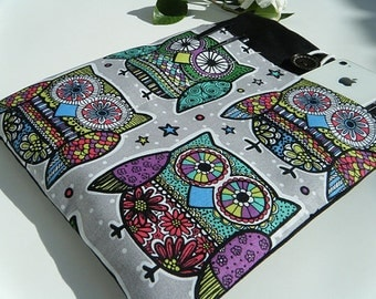 "iPad, iPad air &Mini-GalaxyTab-Kindle fire-Galaxy Note-LenovoYoga-Samsung-HP-Acer-Asus-MS Pro--Chromebook-custom for 6""-11""-Owls"