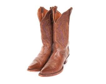 Nocona Cowboy Boot Womens Size 8.5 B