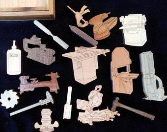 Woodworkers Challenge Puzzle