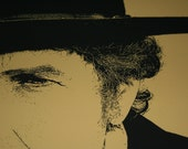 Bob Dylan Poster / U.S. Tour 2013