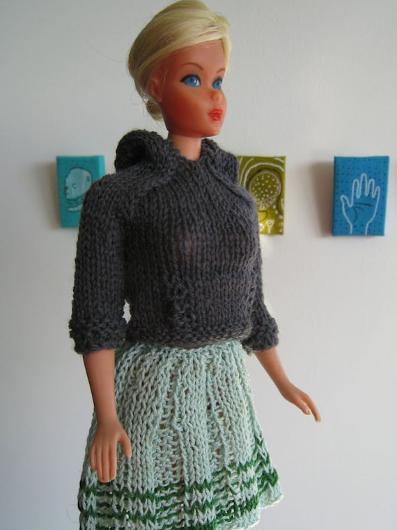 Barbie Doll Knitting Patterns For Free