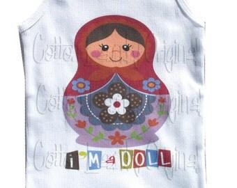 Matryoshka Doll,Nesting Doll, Russian doll, shirt, Fall T-Shirt...Matryoshka nesting Doll