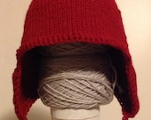 Adult ear flap hat reserved