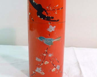 Vintage  japanese tea box