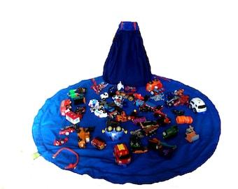 Toy Storage Bag by Toyzbag