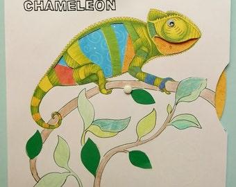 CHAMELEON Art Craft
