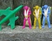 Jet 'n Jumpers Vintage Toy Paratroopers