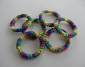 Crochet Ring Cat Toys- CELEBRATION Set of 6