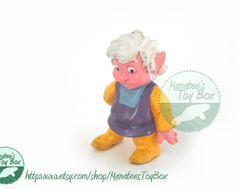 Blackstar Figure Poulo Trobbit 1980s Toy