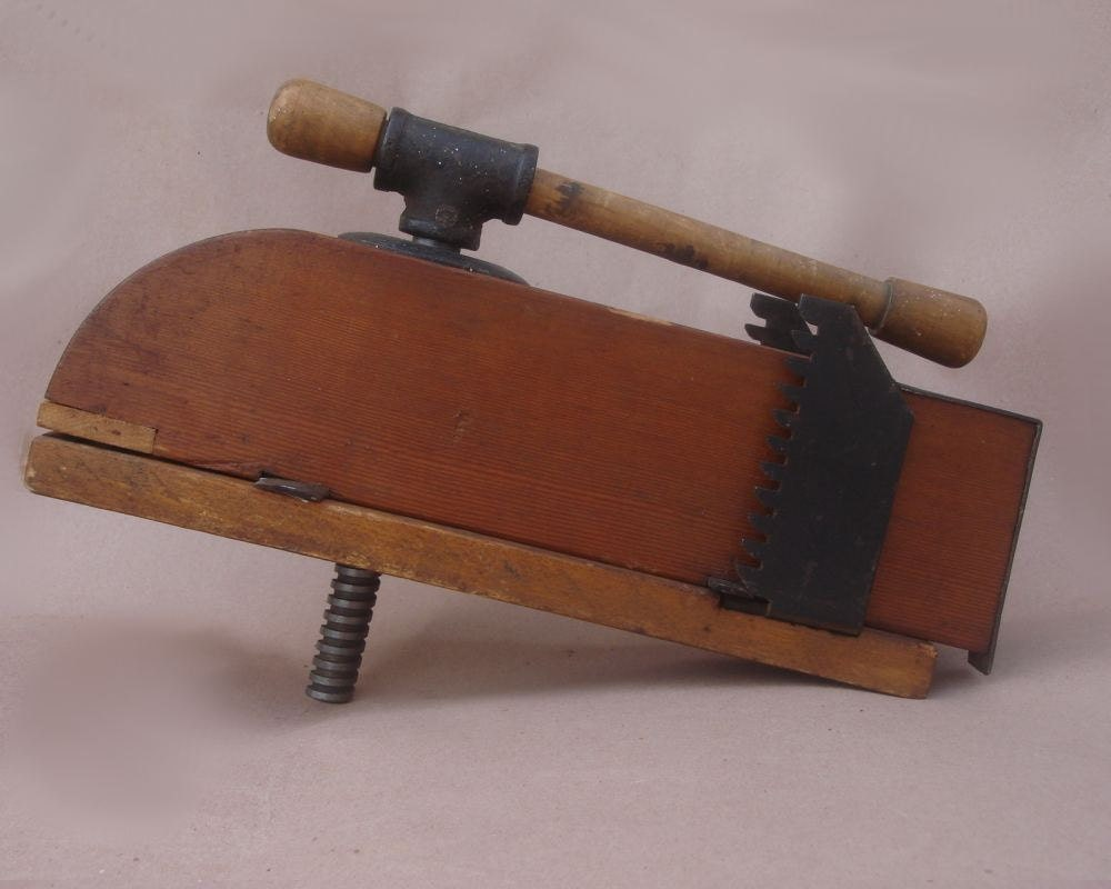 Huge Vintage Carpenters Furniture Clamp by JBHoffmantwo on