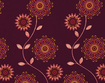 75006 -   Impressions by Ty Pennington -PWTY034  Flora in sunset color- 1 yard