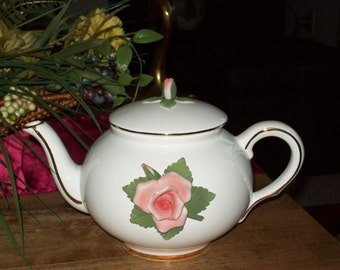 Vintage Rose Teapot By Teleflora